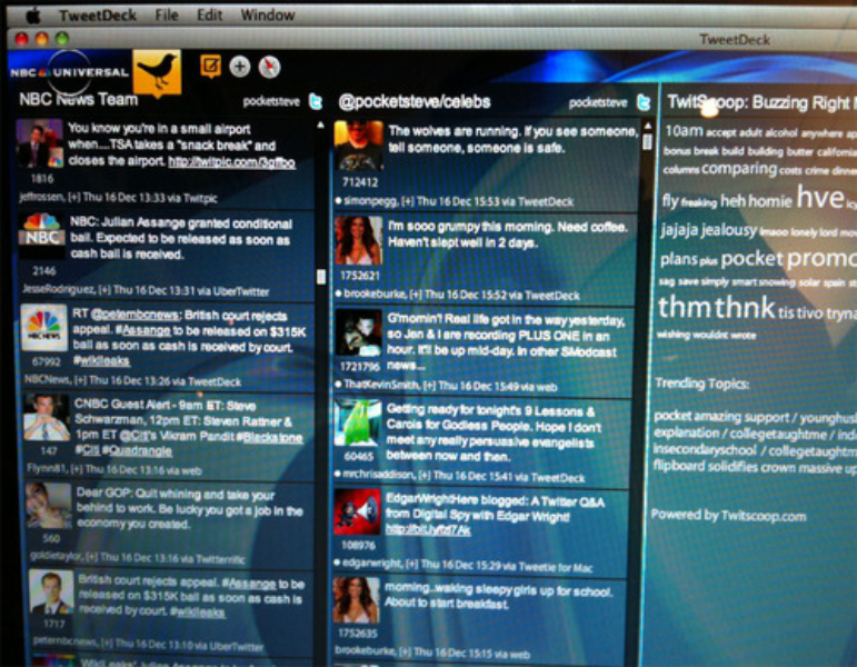 Tweetdeck-nbcnews