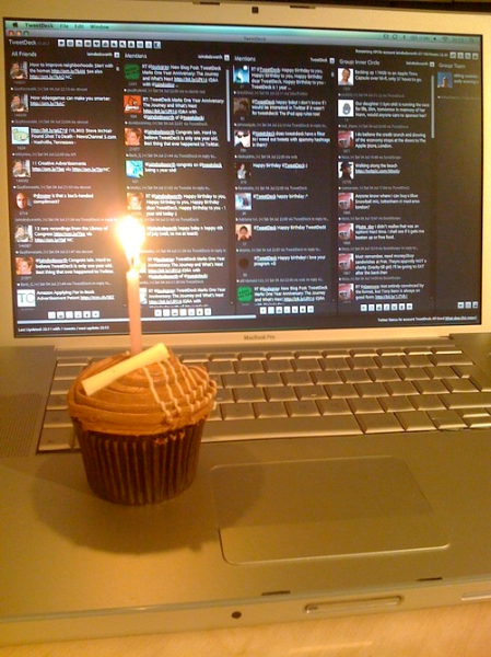 TweetDeck One Year Anniversary: The Journey...