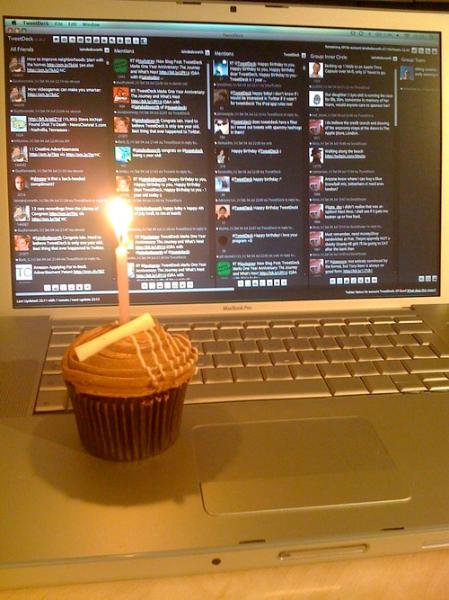 TweetDeck One Year Anniversary: The Journey...