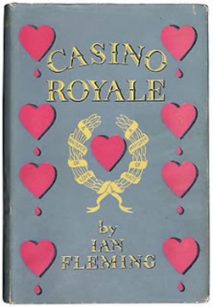 Tweeting the Bond Novels