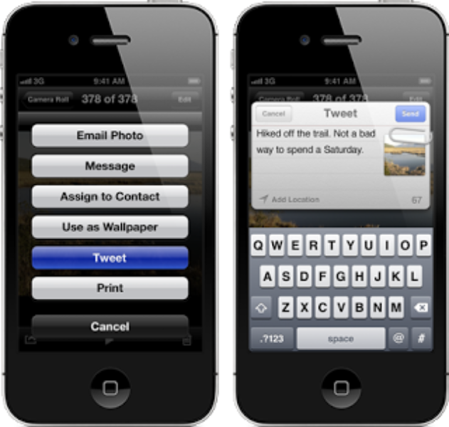 Twitter and iOS 5: Sharing made simple