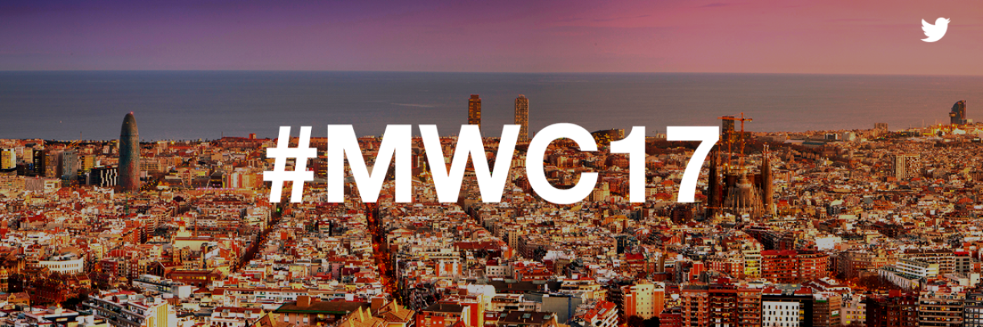 Twitter at #MWC17: It's What's Happening