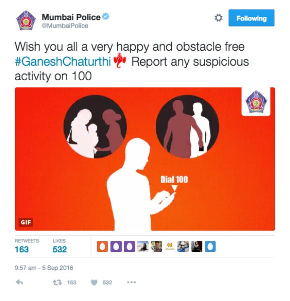 Twitter celebrates Ganeshotsav with first ever special emoji
