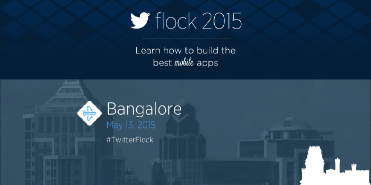 Twitter hosts its first mobile developer conference in Bangalore