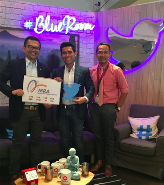 Twitter Indonesia Gandeng MRA Broadcast Media melalui Twitter Amplify