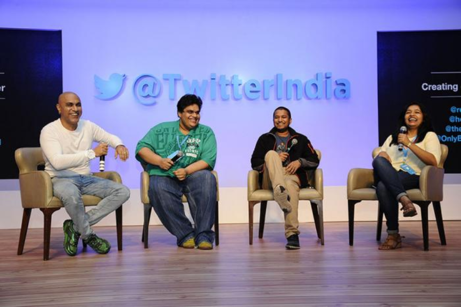 Twitter is the home to India's emerging culture