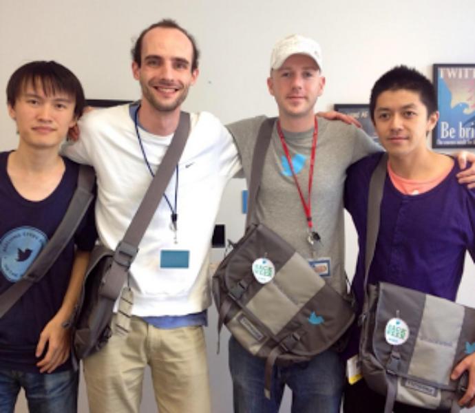 Twitter Japanチームが #hackweek で賞を取りました