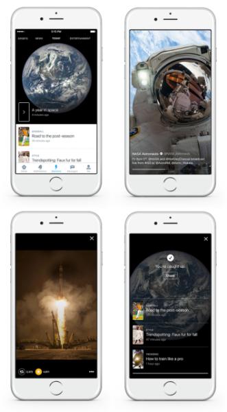 """Twitter lanza """"Moments"""" en los Estados Unidos para destacar las mejores historias de cada instante"""