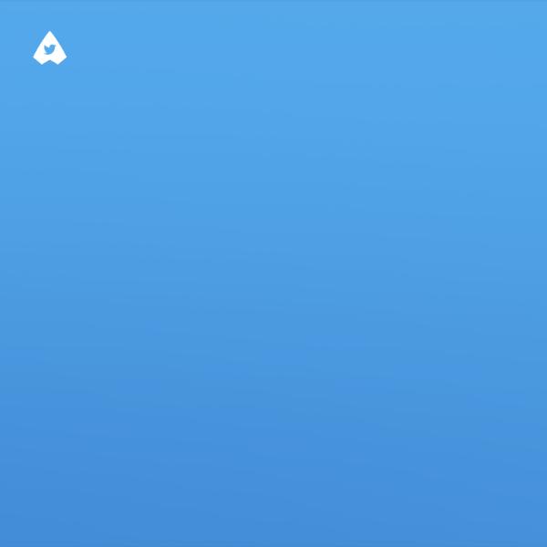 Twitter lanza #TwitterFlightSchool para anunciantes