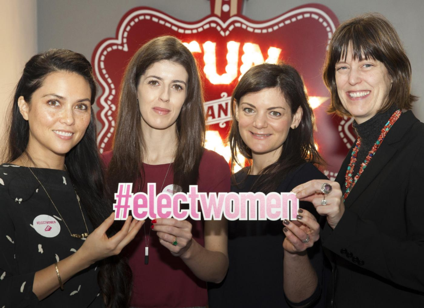 Twitter Partners with Women For Election for Irish #PositionOfStrength Event
