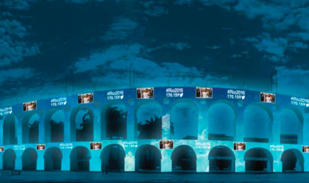 Twitter, Periscope와 함께  #리우올림픽 의 생생한 현장을 즐기세요
