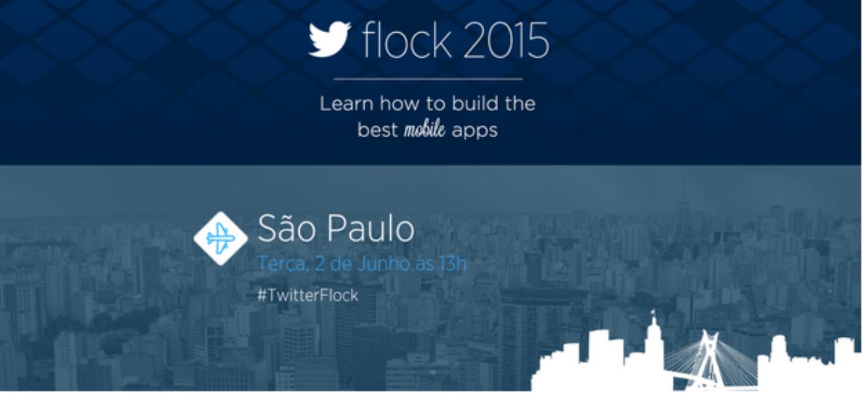 Twitter traz para São Paulo uma conferência para desenvolvedores de apps móveis, o Flock São Paulo