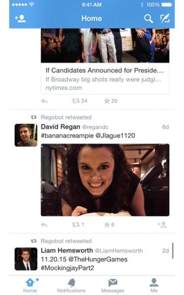 Une meilleure expérience vidéo sur Twitter avec l'autoplay