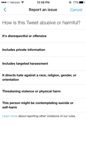 Upaya Terbaru Twitter Meredam Pelecehan Daring