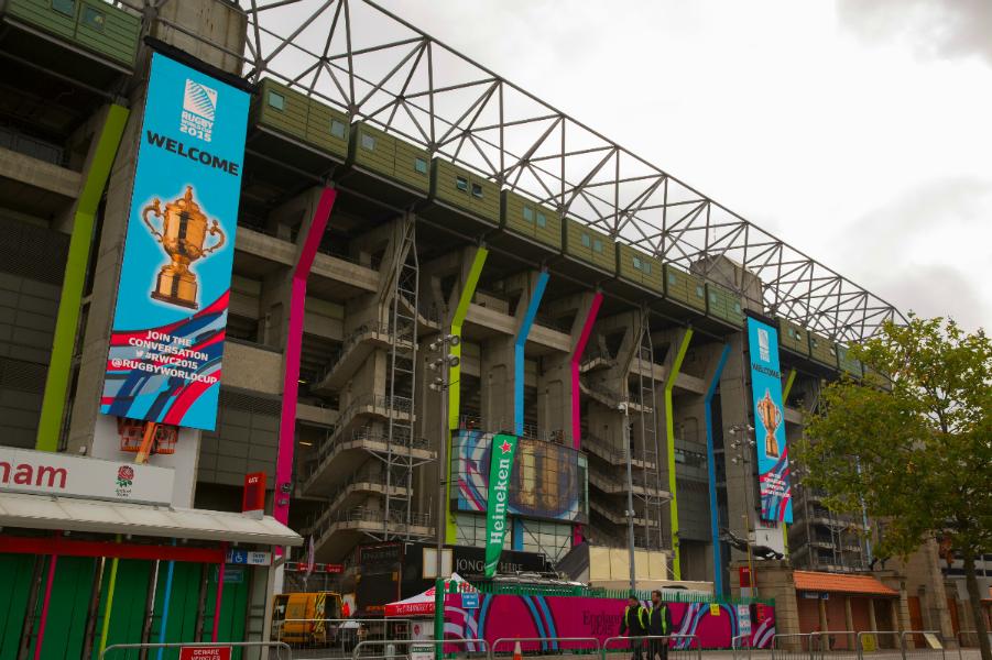 Vibrez pour la Coupe du Monde de Rugby sur Twitter