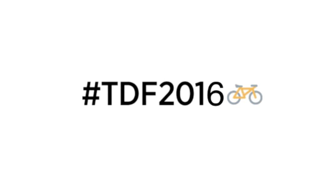 Vivez le #TDF2016 comme si vous y étiez sur Twitter, Vine et Periscope
