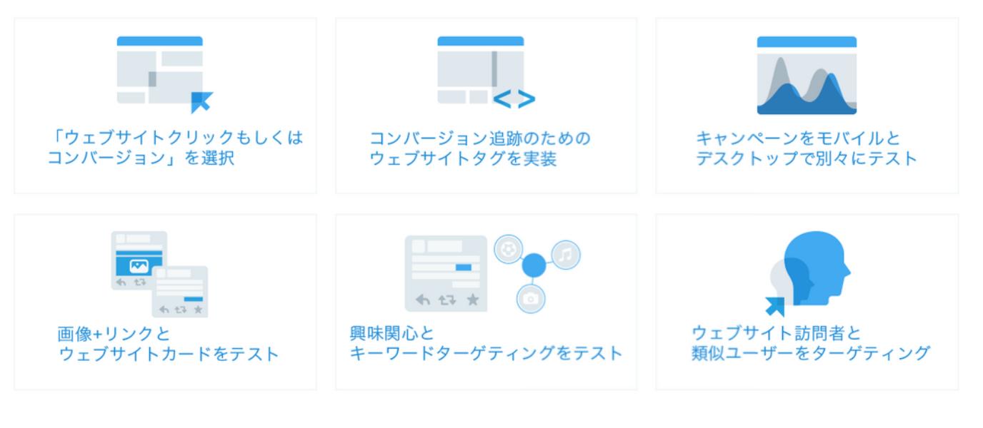 Webサイトのコンバージョンを増やす6つの方法