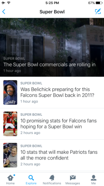 Your #SB51 how-to-follow guide: @AtlantaFalcons vs. @Patriots