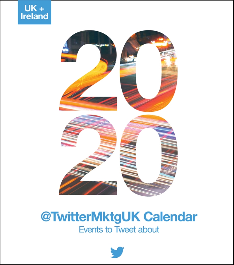 connect with twitter in 2020 with our uk marketing calendar 2020 with our uk marketing calendar