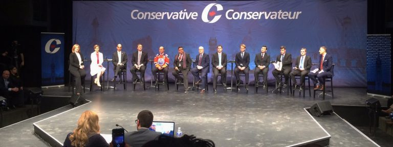 Inside the Conservative Party of Canada leadership race on Twitter