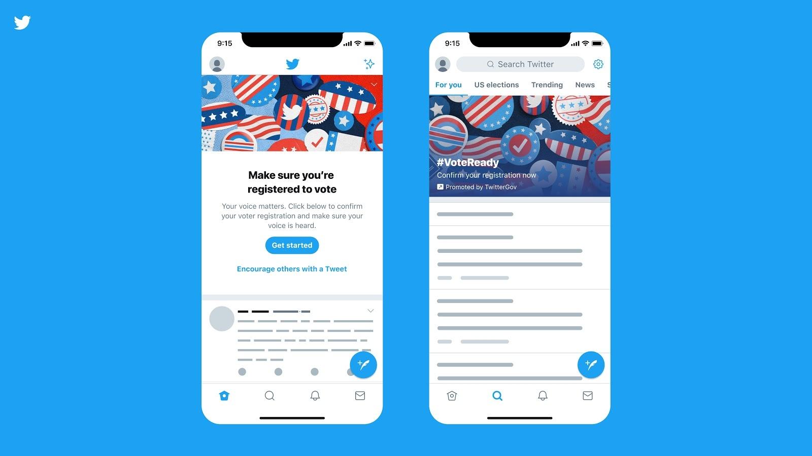 Twitter elezioni USA 2020