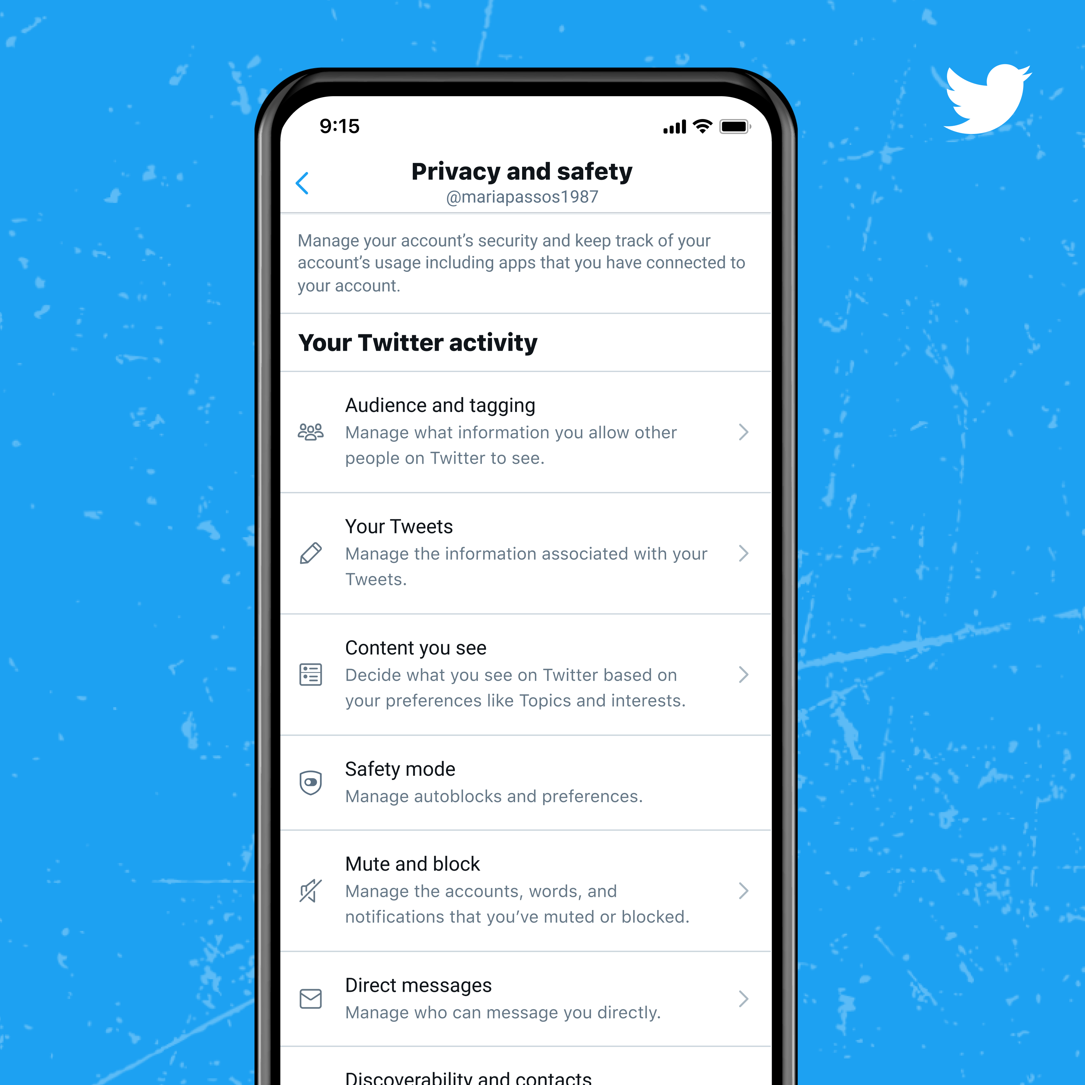 Twitter, <b> Twitter's 'Safety Mode' protects you against unwanted DMs and replies </b>