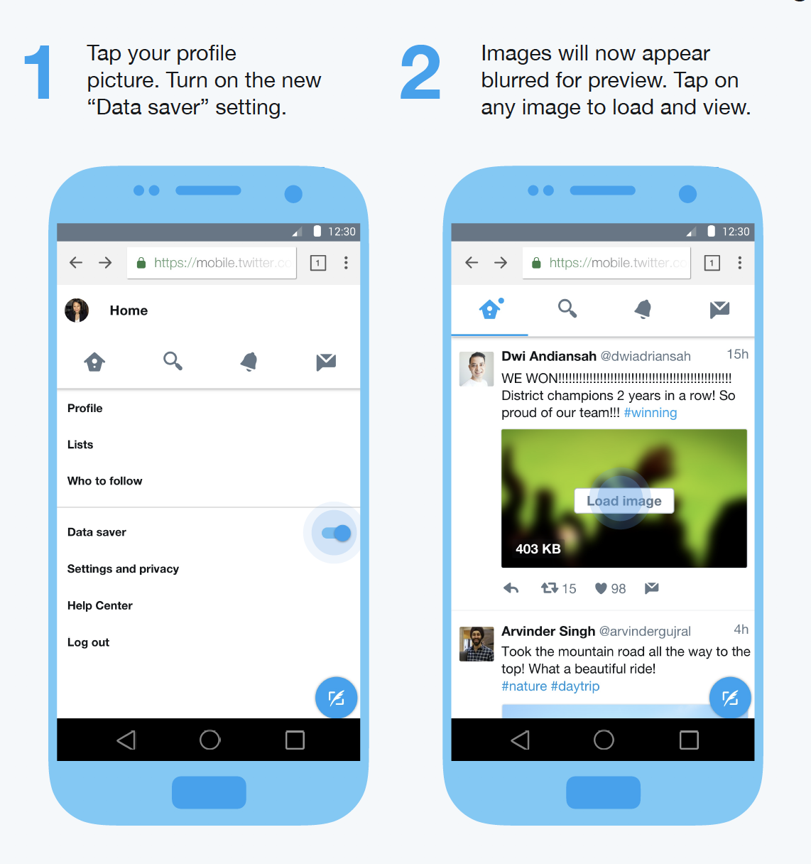 Introducing Twitter Lite