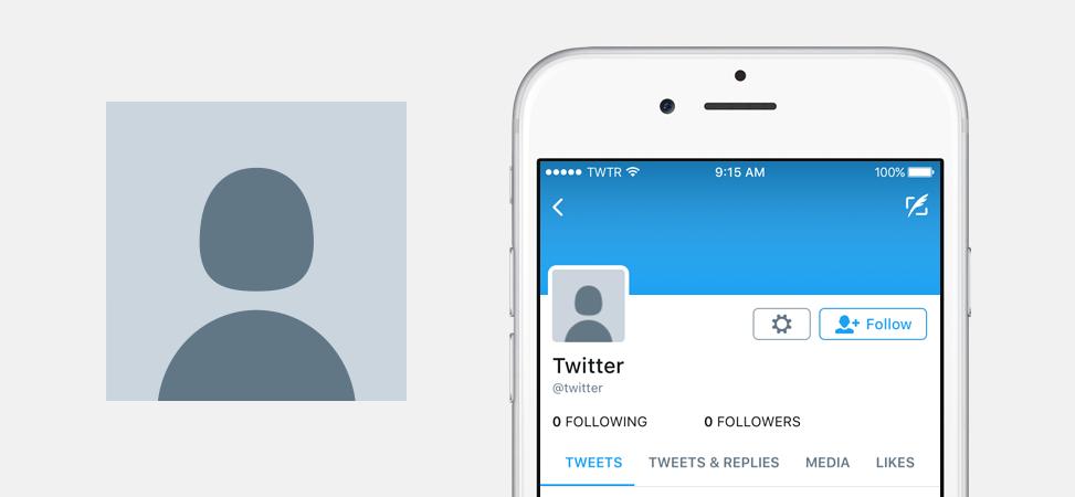 Picture default profile User Icon