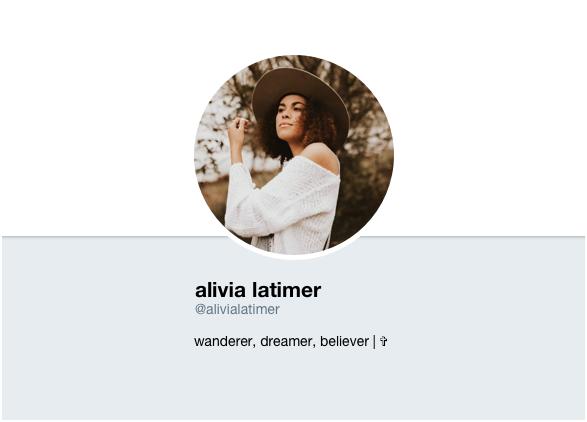 Alivia Latimer
