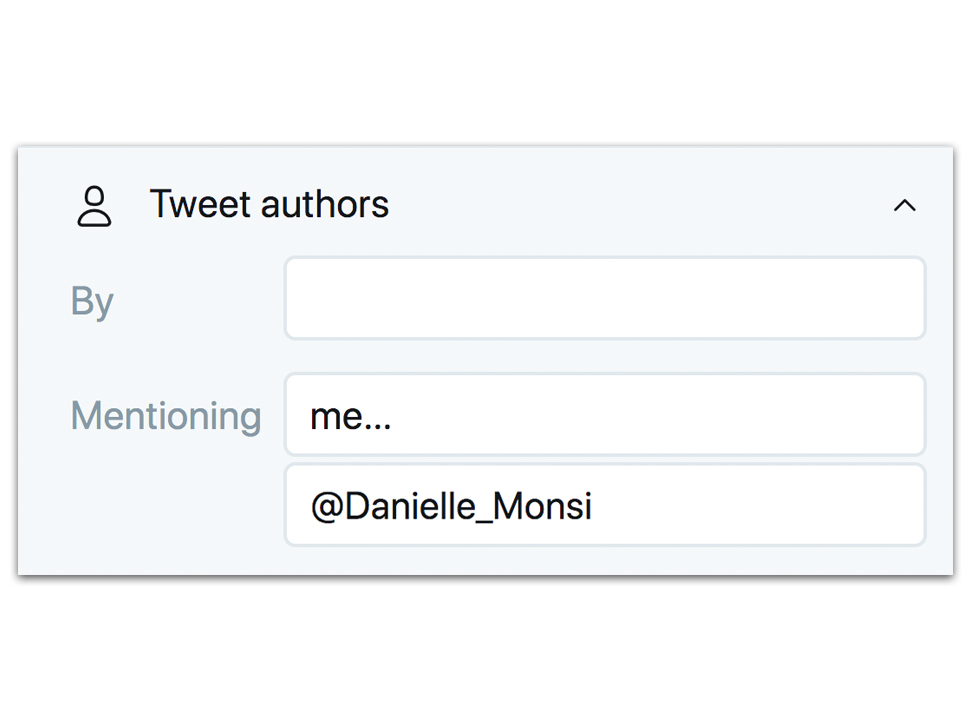 Tweetdeck for Authors